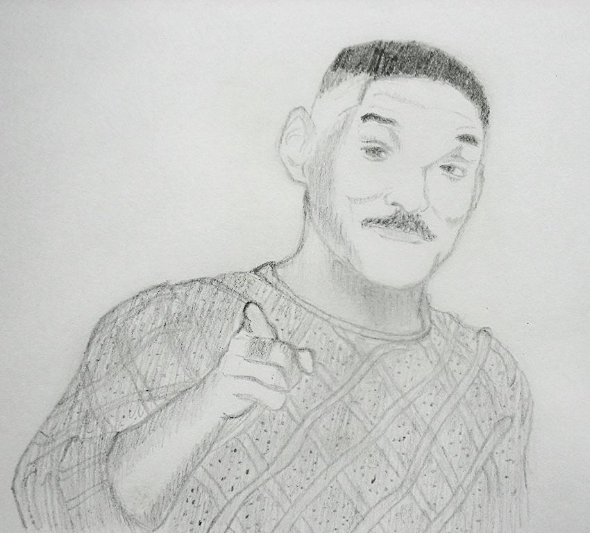 Will Smith by okass